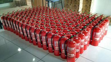 Servis Pemadam Api Fire Extinguisher Renew License