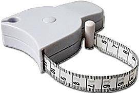 Fitness body measuring tape model nmt100
