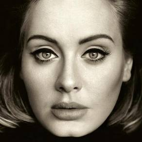 Adele 25 180g LP