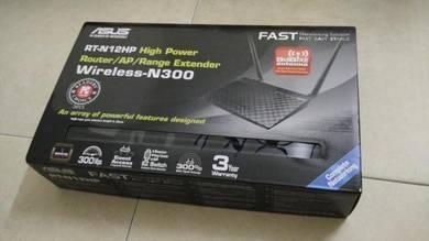 Asus RT-N12HP High Power Router/Ap/Range Extender