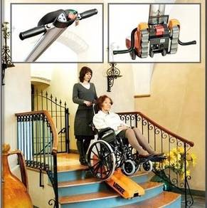Wheelchair climbing machine welcab