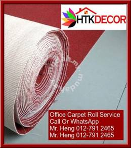 Natural OfficeCarpet Rollwith install d113