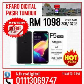 NEW-OPPO F5 youth
