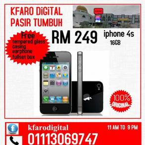 Iphone 4S 16GB FuLLSET