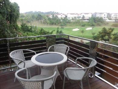 Horizon Hills GOLF EAST 3 Storey Semi D Golf View SALE Nusajaya
