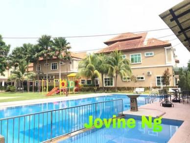 [ Luxury Gated Guarded ] Alma Jaya Villa >> near to Hillpark