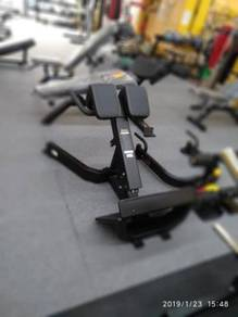 HEAVY duty LOWER BACK machine GYM USE NEW