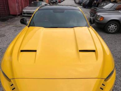 Mustang GT Rocket Style Front Hood Bonnet Cover