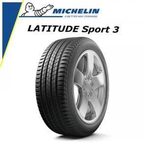 Michelin latitude sport 3 265/45/20 new tyre tayar