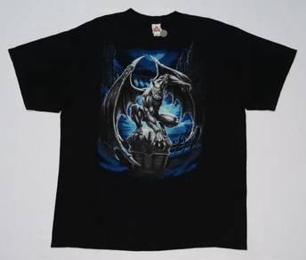 Gargoyle Moon Shirt (SIZE XL)