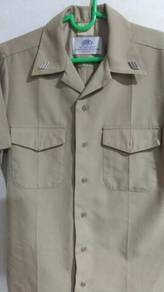 United states marines military uniform