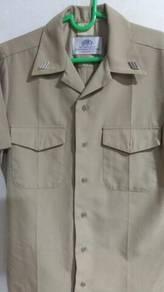 United states marines military uniform