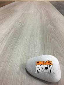 PVC Luxury Vinyl Flooring 2mm (Grey Oak) 81