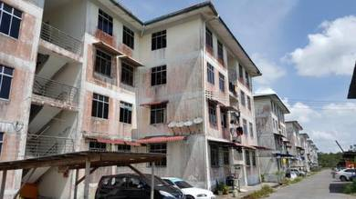 4 Storey Walk-up Apartment at Matang Batu 8