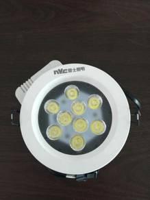 NVC LED EYEBALL 139 12w 3000k/4000k/6500k
