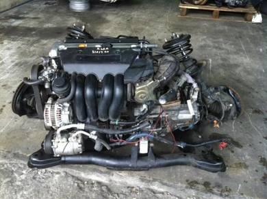 Honda dc5 type s (m) engine lantai