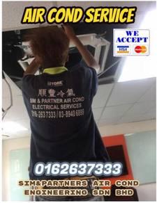Kl*/sel aircond air cond promo*cash/credit card 45