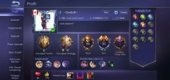 Mobile legend fore sale