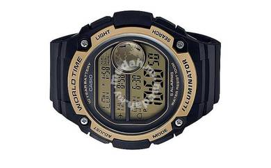 Casio Men Digital 10 Years Batt. Watch AE-3000W-9A