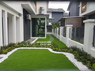 Laman Rumah Tanam Rumput Pokok japnes cow