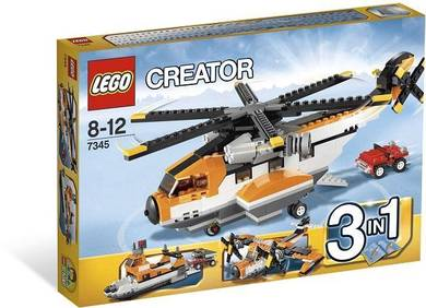 LEGO 7345 Transport Chopper