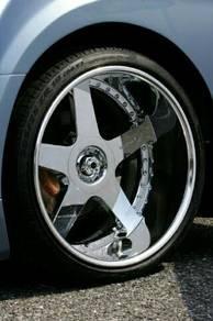 RX7 VeilSide rim wheels