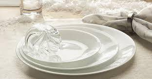 Corelle Livingware Winter White 16-pc, set pinggan