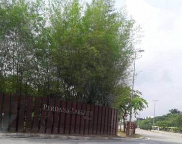 Lakeside: Bungalow Lot, Perdana Lake View East, Cyberjaya