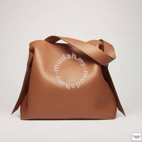 Acne Studios Musubi Maxi almond brown Leather