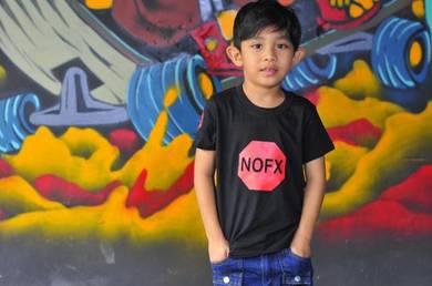 Nofx band tee kid