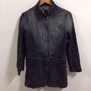 Karl Lagerfeld Black Jacket Size S