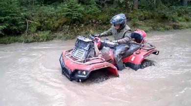 ATV motor Linhai. 750cc 4x4 (Shah Alam)