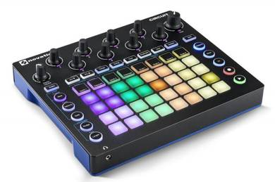NOVATION Circuit - DJ Grid-Based Groove Box