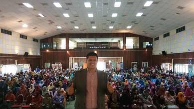 Seminar maharaja borong china