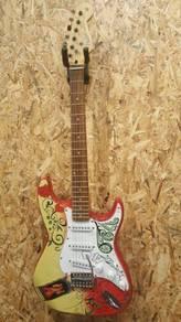 Fender Stratocaster Electric guitar Jimi Hendrix