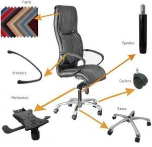 Office Chair Upholstery And Repair