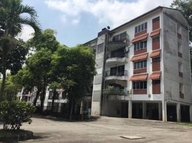 Taman Melawati Hillside Apartment, Ampang Kuala Lumpur