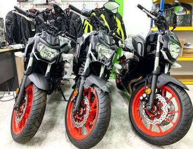 YAMAHA MT-07 OFFER DEPO 2000 FREEGIFT BANYAK mt07