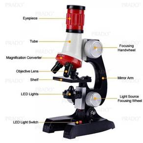 Microscope - Early Educational Magnif 1200x - BEST
