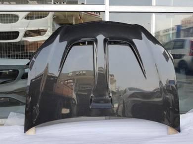 Honda DC5 ings mugen carbon bonnet hood