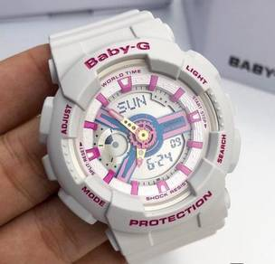 Watch- Casio BABY G CULTURE BA110NR-8 -ORIGINAL