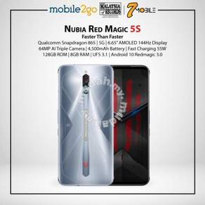 Nubia Red Magic 5S [5G/128GB ROM/8GB RAM] MY Set