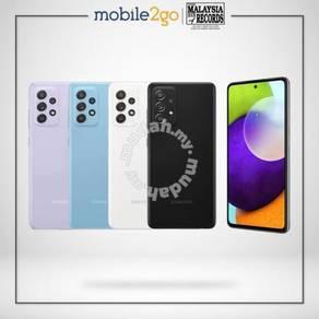Samsung Galaxy A52 [ 8GB RAM + 256GB ROM ] MY Set