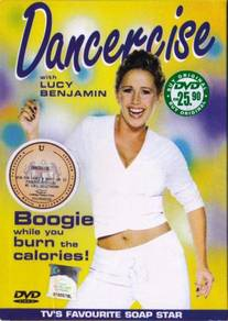 DVD LUCY BENJAMIN Dancercise Dance Exercise