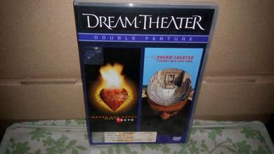 DVD DreamTheater-Image&Word5Years InA Livetime2DVD