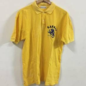 Vintage Kansai Sports Shirt Size LL