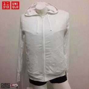 Uniqlo original hoodie zipper baju sweater premium