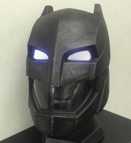 Armoured Batman Helmet Bretoys
