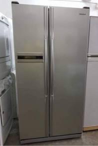 Samsung side by side Refrigerator Peti Sejuk Ais
