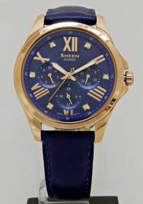 CASIO Sheen Multifunction Dress Watch SHE-3806GL-2